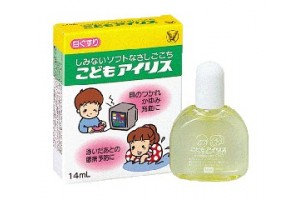 Children Eye Drops - Iris 14 ml