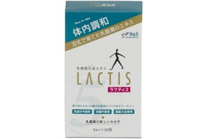 Lactis - 30 packs * 5 ml  X  6 packs (DAIGO, Lactis 5) Japanese Original package