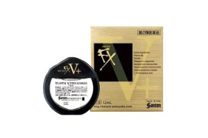 Sante FX V plus 12 ml - Vitamin and Amino acid Eye support
