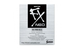 Sante FX neo 12 ml - Cool Effect, Eye fatigue