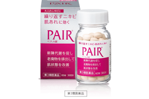 Pair A (acne, adult acne, anti-acne)