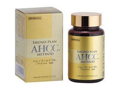 AHCC 90 tablets Immuno modulator.