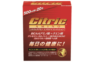 Citric Amino - sportdrink with aminoacids