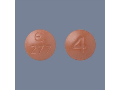 Fycompa tablets 4 mg for epilepsy