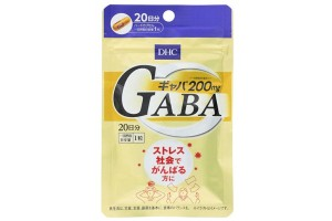 GABA (gamma-aminobutyric acid) 200 mg for brain protection from Japan