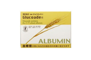 Glucoade (blood sugar decrease)
