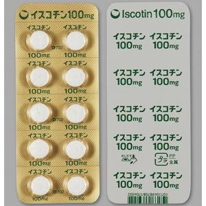 Iscotin tablets 100 mg for tuberculosis
