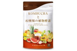 Kombucha Extract with 82 types of fruit and vegetable yeast for weight loss