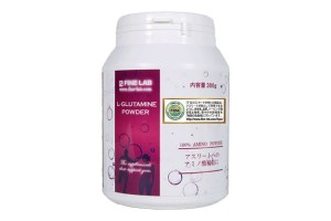 L-Glutamine (reduce stress, increase immunity power)
