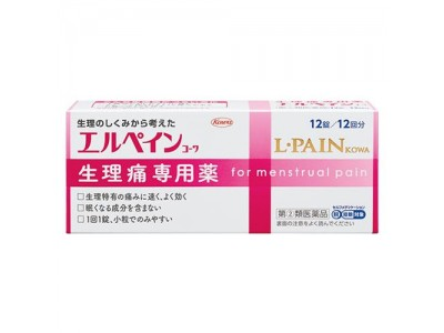 L-Pain tablets for period cramps