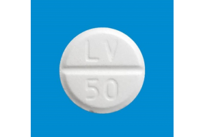 Levothyroxine Na tablets 50 mcg for thyroid hormone therapy