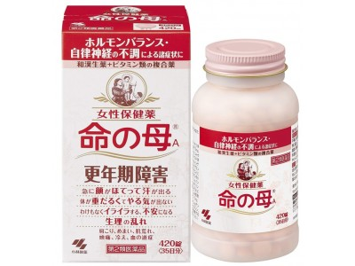 Mother of Life - 420 tablets for the symptoms of menopause for women.