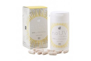 No-UV Care White for skin whitening and UV-protection from Japan