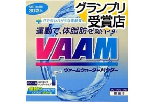VAAM SPORT - AMINO ACID DRINK for SPORTS (17 aminoacids!)