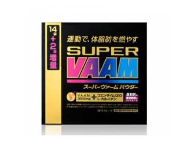 VAAM SUPER - PROFESSIONAL AMINO ACID DRINK for SPORTS (17 aminoacids!)