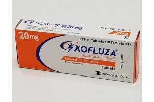 Xofluza – one-dose flu drug 20 mg - 10 tablets