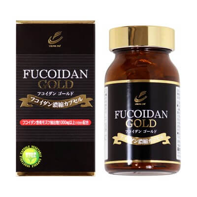 Fucoidan research